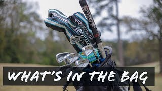 2018 What's in the Bag | Bryan Bros Golf