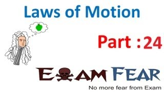Physics Laws of motion part 24 Circular motion on banked road CBSE class 11