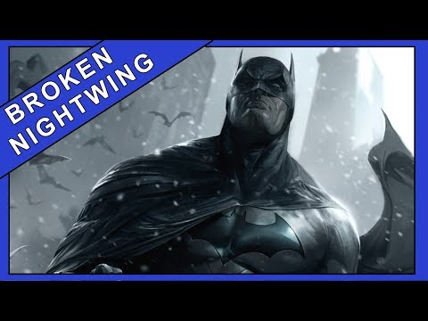 Broken Nightwing   Batman #55