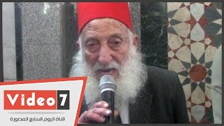 """بالفيديو..حافظ سلامة: """"الصهيونية العالمية تريق دماء المسلمين"""""""