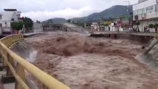 Rio El Huacapa Desbordado Causa Muertes Chilpancingo Colapsado Impresionante Videos La Fuerza