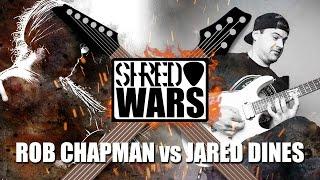 Shred Wars - Jared Dines VS Rob Chapman