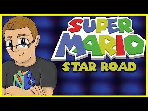Super Mario Star Road - Nathaniel Bandy