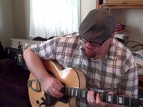 Impressions by John Coltrane on Jazz Guitar