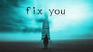 Download lagu Try not to cry when you listen to this cover of FIX YOU by Coldplay