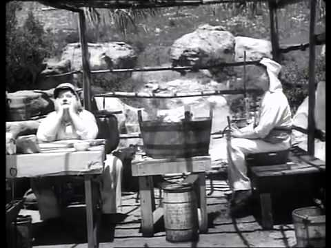 The Flying Deuces - Stan Laurel and Oliver Hardy (best quality version)