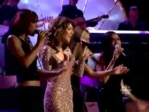 32   Destiny's Child Ft  Celine Dion   Emotion   Live LegendadO   Pt Br
