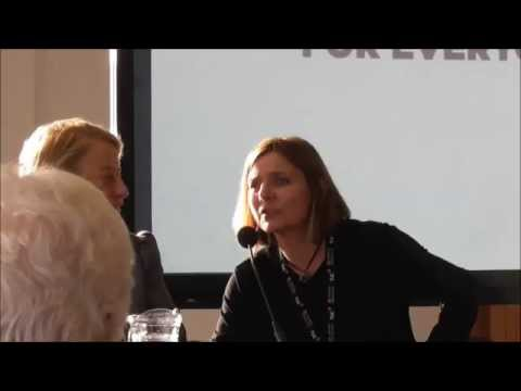 GREEN PARTY FRINGE MEETING at TUC Congress 2015: Sally Hunt (UCU) Questions & discussion