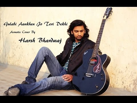 Gulabi Aankhen Jo Teri Dekhi (Mohammad Rafi) | Unplugged Guitar...