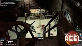Highlight Reel #265 -  Mafia 3 NPCs Realize They're Supposed To Fall Now