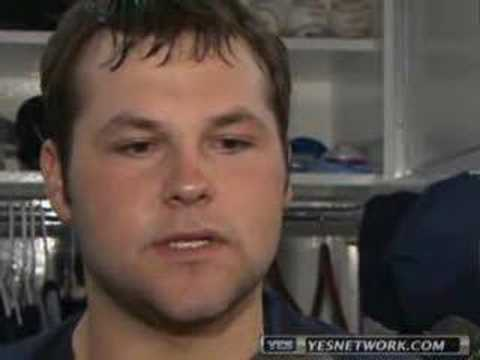 Joba Chamberlain Interview 8/28/07 Video