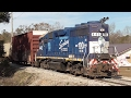 [4K] Shortline Romance: Alabama & Gulf Coast Railway, Mobile, AL, 01/15-17/2017 ©mbmars01