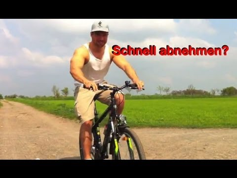 fahrradfahren oberschenkel abnehmen