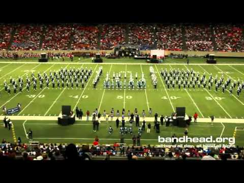JSU Marching Band @ 2011 Honda Battle of the Bands