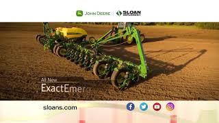 Sloan Implement Exact Emerge