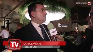 CCIFP assina protocolo com a CM de Cascais é realiza o jantar de gala anual em Lisboa