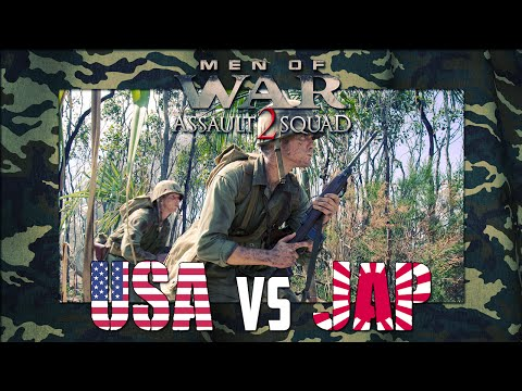 Men of War: Assault Squad 2: GSM XI - The Invasion of Okinawa
