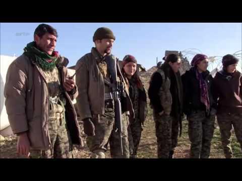 Dokumentation Eingekesselt  Der  Kampf der Kurden | ARTE 10.02.2015