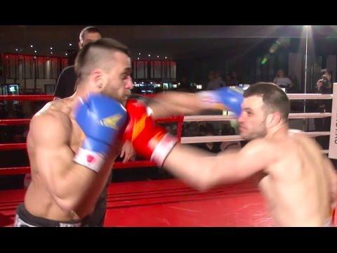 Боксер против Профика ММА