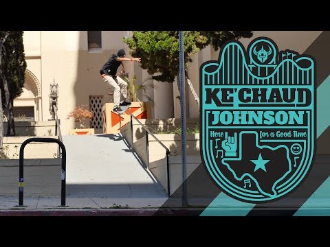 DARKSTAR LOCKUP PRO SERIES | KE'CHAUD JOHNSON