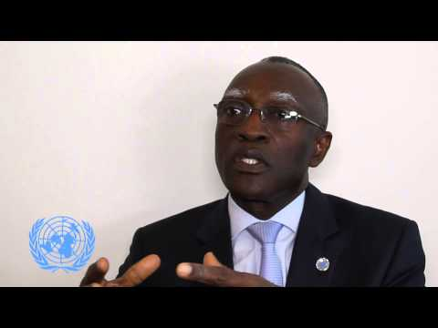 UN envoy on the Central African Republic