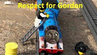 Tomy/trackmaster Respect for Gordon (US MB)