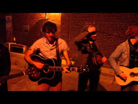 Stephen Kellogg and the Sixers- Fourth Street Moon at Sixertown 10/21/2012