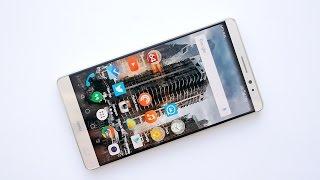 Обзор Huawei Mate 8: производительность,  звук, камера и автономность