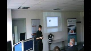 Live Streaming of Sensor Data via Cloud Computing System - Aaron McCoy.wmv