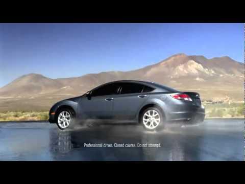 Новая Mazda 6 2012, реклама