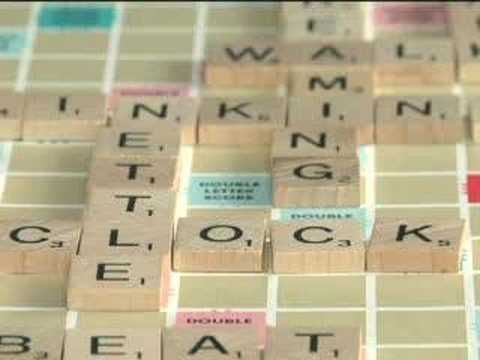 Scrabble - Take that, Grandma!