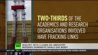 Fracking hell: EU oversight group 'full of pro-frackers'