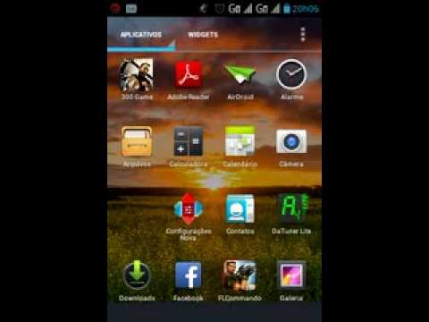 Aumentando o espaço na memória interna do Smartphone CCE SK351 com o Lucky Patcher