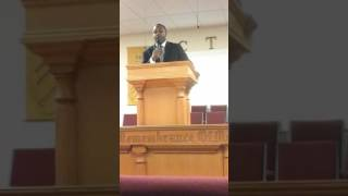 Pastor B.D. Gerald Preached in the book of Genesis 39 : 1-5, 17 -20 Topic: Blessed in the process!