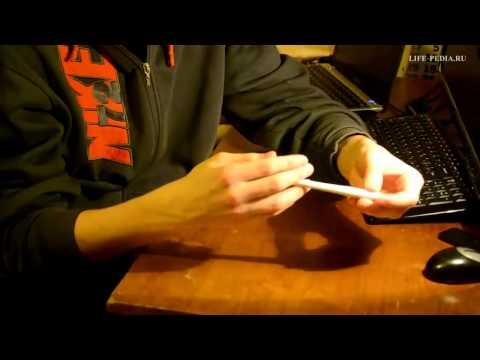Видео как научиться крутить ручку