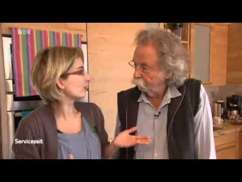 Promi Haushaltscheck - Jean Pütz