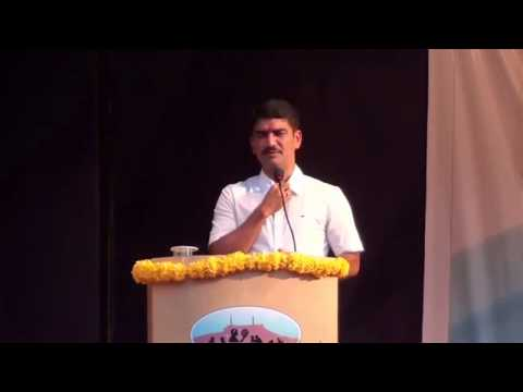 Vishwas Nangare Patil New Motivational Inspirational Speech video