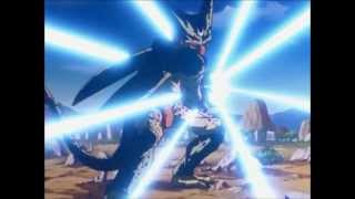 Imperfect Cell vs Gokua