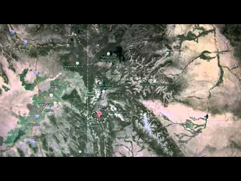 Yellowstone Nuclear (or conventional) Detonation, Underground, on 9 30 14