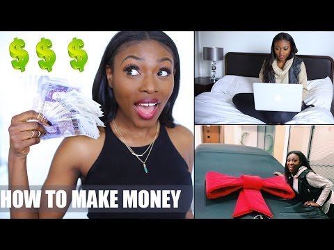 HOW TO MAKE MONEY ON THE INTERNET AS A TEENAGER, YOUNG ADULT AND JOBLESS PERSON