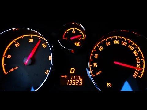 Opel Antara 2.2 cdti 4x4 Acceleration 0-100 / 0-200 / Top Speed Test