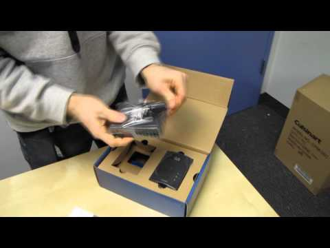 Linksys PLEK400 Powerline Ethernet Adapter Kit Unboxing & First Look Linus Tech Tips