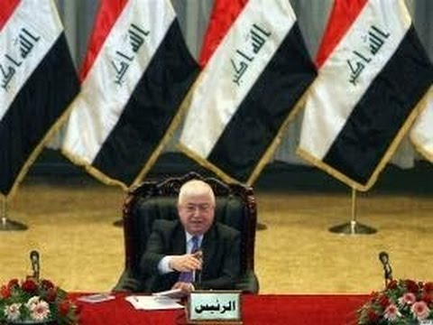 Iraq president asks Abadi to form new government