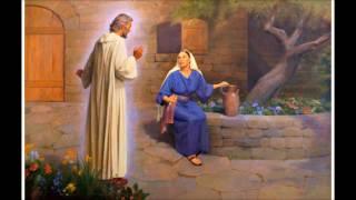 La visita del angel Gabriel a Maria - Masada