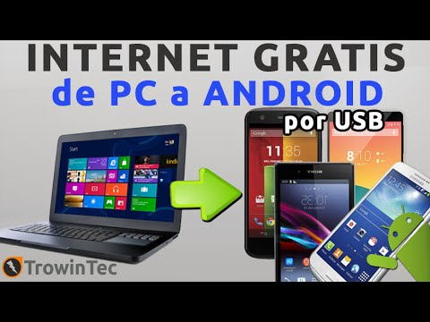 Usb Internet To Android