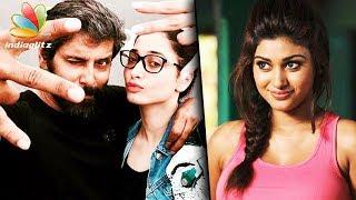 Actresses Tamanna and Oviya's latest SKETCH ! | Latest Tamil Cinema News | Vikram, Bigg Boss