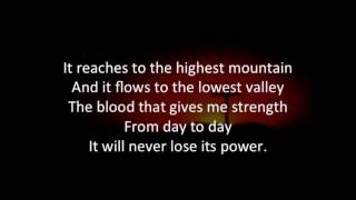 The Blood Will Never Loose Its Power