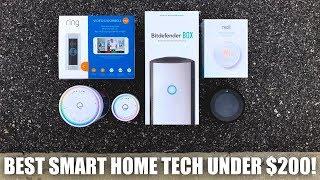 Best Smart Home Tech Under $200