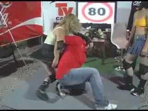canal 10 en la feria de san pedro 2008