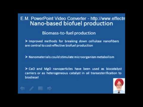 Nanotechnology in agri-food production - Video abstract 39406